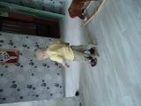 не каждая женщина может так лихо на каблуках рассекать, а мой сын МАСТЕРРРР)))))