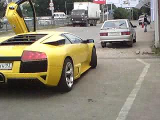 Lamborghini Murcielago (Krasnodar)